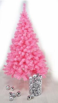 Haushalt International Christbaum pink 150cm (55589)