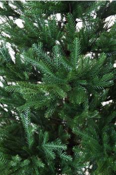 Vivanno Künstlicher Premium Weihnachtsbaum Fichte 120cm hoch