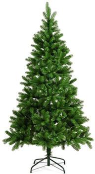 Deuba Künstlicher Tannenbaum Spritzguss 180cm grün (104006)