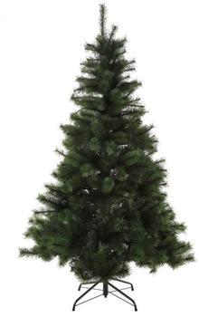 Home Affaire Künstlicher Weihnachtsbaum Edeltanne 210cm grün