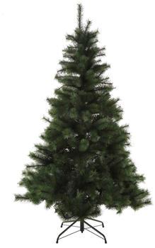 Home Affaire Künstlicher Weihnachtsbaum Edeltanne 120cm grün
