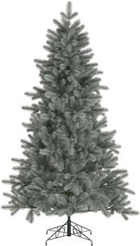 Home Affaire Künstlicher Weihnachtsbaum Scandi 120cm grau/grün