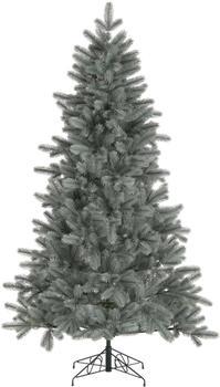 Home Affaire Künstlicher Weihnachtsbaum Scandi 210cm grau/grün