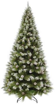 Triumph Tree Künstlicher Weihnachtsbaum Pittsburgh 155cm grün
