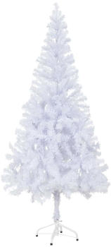 vidaXL Christmas tree 180 cm white (60380)