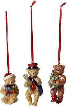 villeroy-boch-nostalgic-ornaments-teddy-3er-set