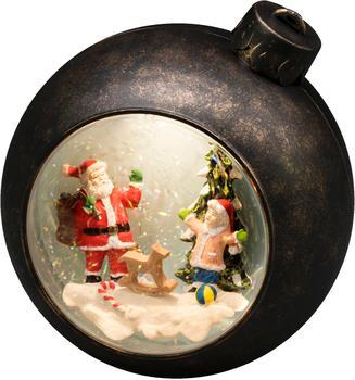 Konstsmide LED Weihnachtsbaumkugel braun (4362-000)