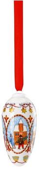 Hutschenreuther Weihnachtsmarkt Porzellanzapfen (02262-727252-27826)