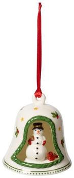 Villeroy & Boch My Christmas Tree Glocke mit Schneemann (1486226865)