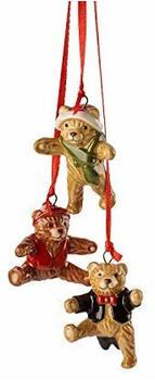 Villeroy & Boch My Christmas Tree Ornament Trio Teddy 21 cm (1486226667)
