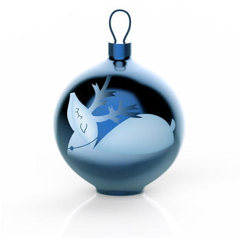Alessi Blue Christmas (AAA073)
