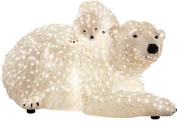 Konstsmide LED-Polarbären Fiberoptik (4311-200)