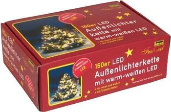 Idena LED-Lichterkette 160er bunt (8325064)