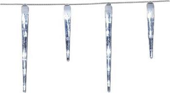 Konstsmide LED-Lichterkette Eiszapfen 32er weiß (2736-202)