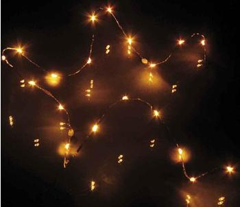Hellum LED-Lichterkette 20er gelb (570731)