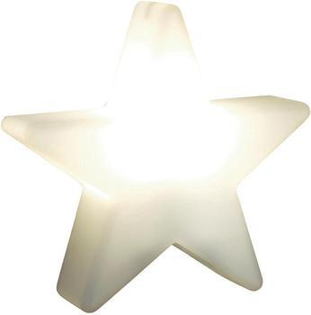 8 seasons Shining Star Mini 40cm weiß (32349)