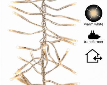 Kaemingk LED-Gruppenbeleuchtung 768er 6m Warmweiß (494698)