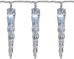 Hellum LED Eiszapfen Lichterkette (564433)