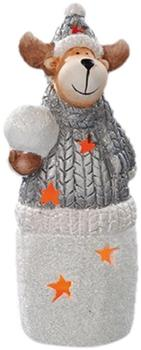 Hellum Rentier mit Schneeball (520156)