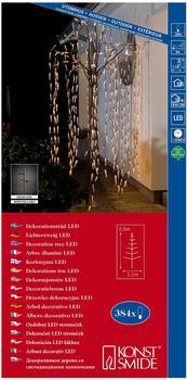 Konstsmide LED Trauerweide groß braun (3376-600)