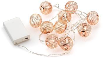 Konstsmide LED Dekolichterkette Drahtkugeln (3145-603)