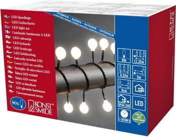 Konstsmide LED Globelichterkette (3696-107)