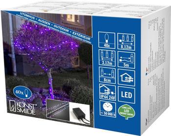 Konstsmide LED Globelichterkette (3697-540)