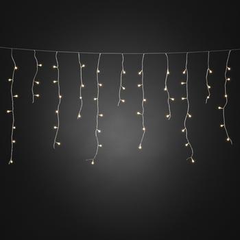 Konstsmide LED Eisregen Lichtervorhang (3673-103)