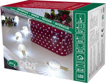 Konstsmide LED Dekolichterkette (3169-803)