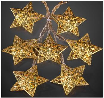 Hellum LED-Lichterkette Sterne (566161)