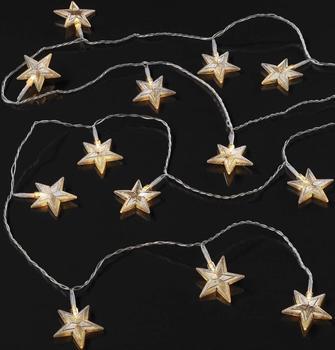 Hellum LED-Lichterkette Sterne (576085)