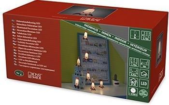 Konstsmide LED-Dekolichterkette Rakete (1442-103)