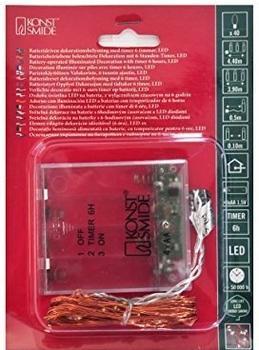 Konstsmide Micro LED Lichterkette (1461-160)