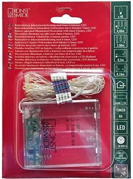 Konstsmide Micro LED Lichterkette (1461-190)