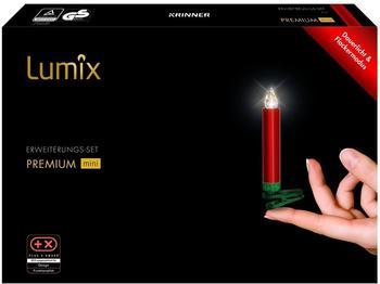 Krinner Lumix Premium Mini Basis-Set 12er rot