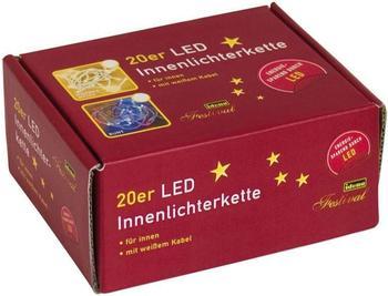 Idena LED-Lichterkette 20er warmweiß (8325052)