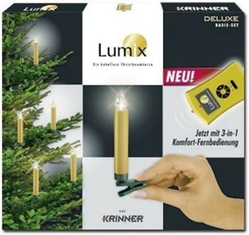 Krinner Lumix Deluxe Erweiterungs-Set 5er gold (74253)