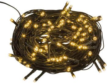 Idena LED-Lichterkette 160er warmweiß (8325062)