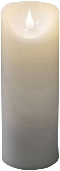 Konstsmide LED Echtwachskerze weiß (1833-100)