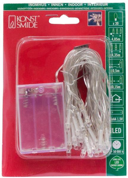 Konstsmide Micro LED Lichterkette (1469-553)