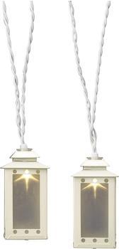 Polarlite Motiv-Lichterkette Laternen 10er