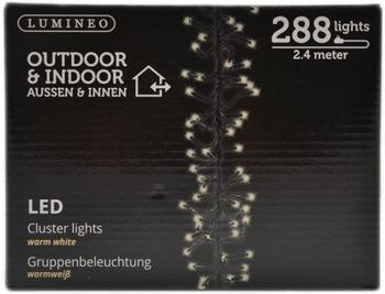Kaemingk LED-Clusterlights 1120er Warmweiß (494701)