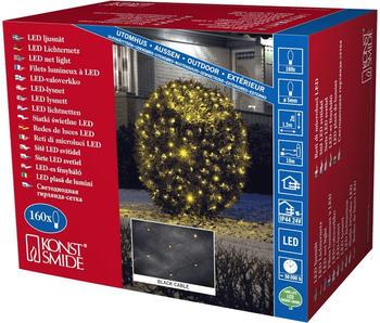 Konstsmide LED-Lichternetz (160 Dioden)