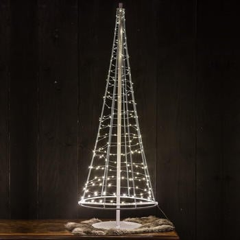 christmas-united-led-mini-weihnachtsbaum-250-leds-100cm-outdoor-weiss-warmweiss