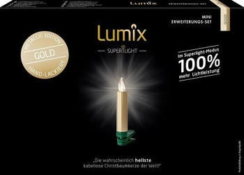 Krinner Lumix SuperLight mini Metallic Edition gold (75553)