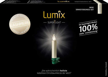 Krinner Lumix SuperLight mini Metallic Edition cashmere (75555)
