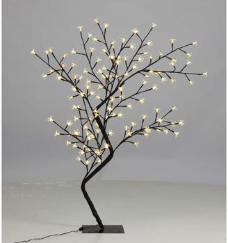 VidaXL Weihnachtsbaum LED Warmweißes Licht Kirschblüte 120 cm (60376)
