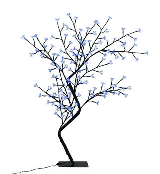 VidaXL Weihnachtsbaum LED Blaues Licht Kirschblüte 120 cm (60375)