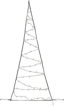 Fairybell LED Weihnachtsbaum für die Tür (FANL-D210-60-02-EU)