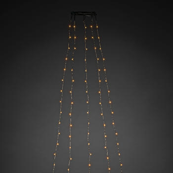 Konstsmide LED Baummantel bernstein (6378-890)